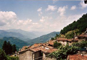 Bennabio, Toscana, Italia