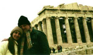 Becca Tzigany, James Bertrand Greece 03