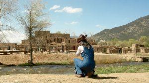 Becca, Taos Pueblo, NM