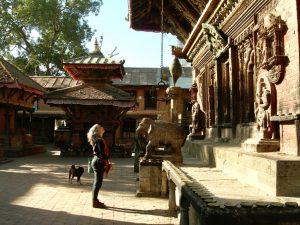 Becca Tzigany, Nepal
