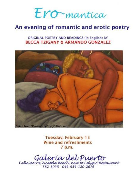 Eromantica poster