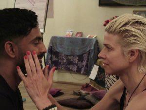 touch, Saf & Diana, London Tantra workshop