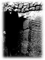 Archaeologist Marija Gimbutas (1921-1994) Photo: Michael Everson