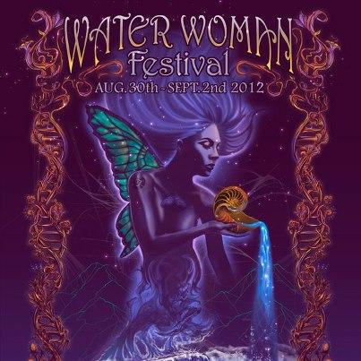 waterwoman poster
