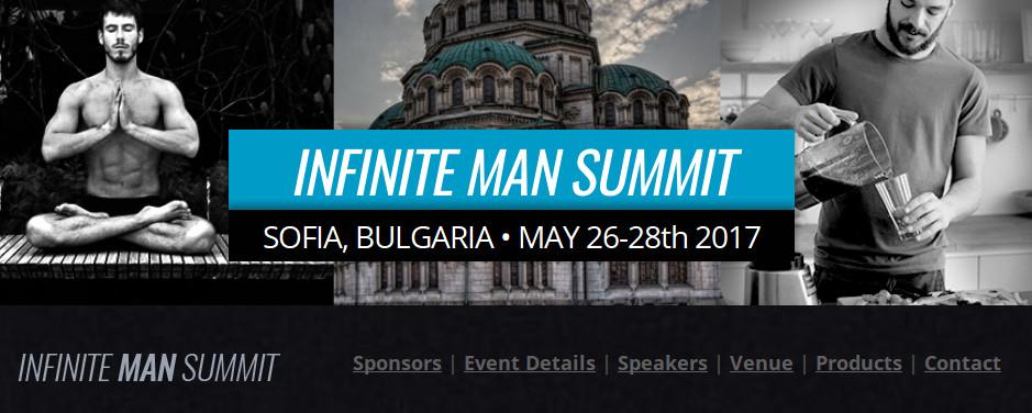 infinite man